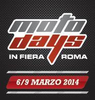 Motodays Roma 2014