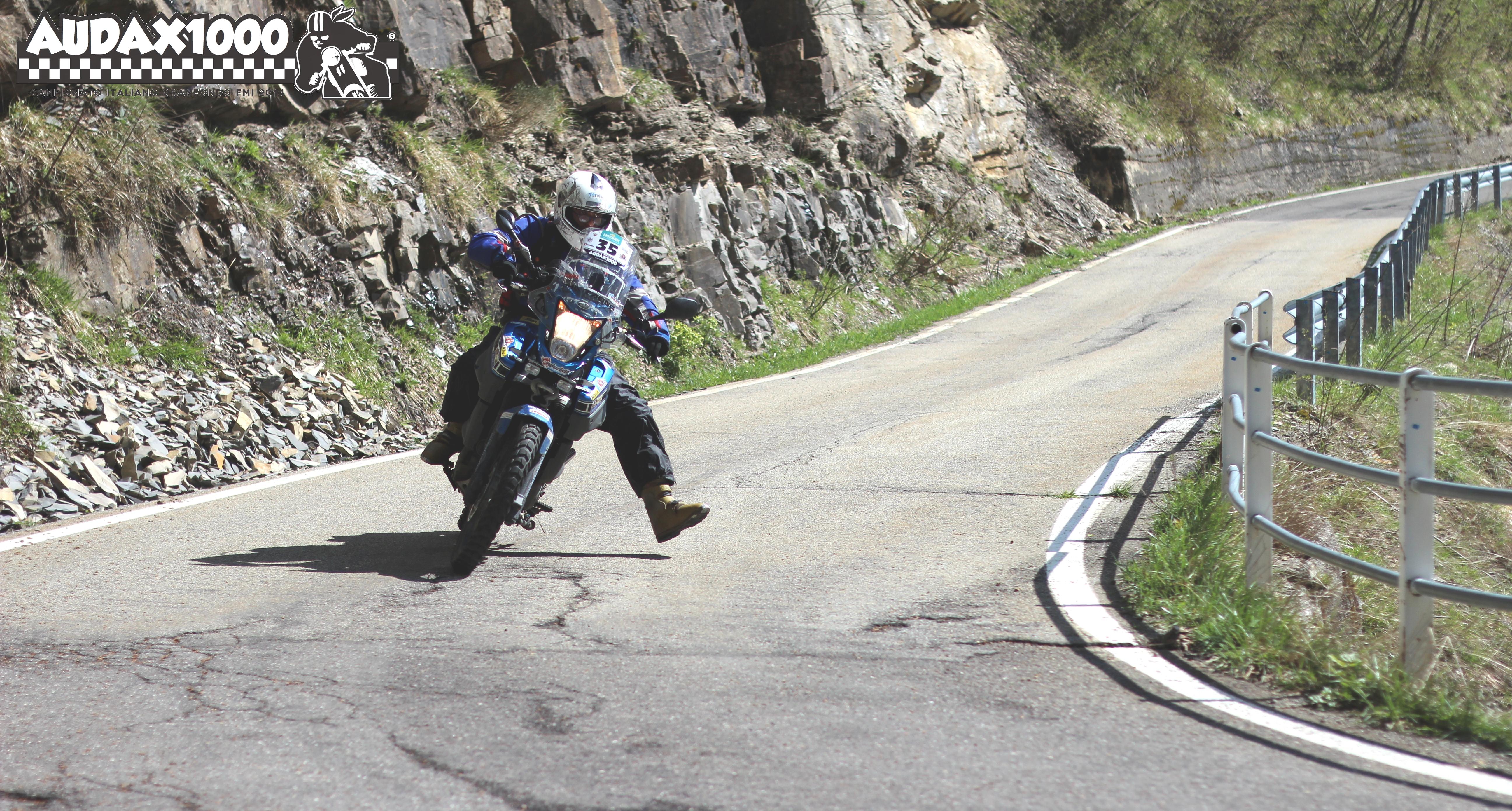 audax1000 GMT on Race