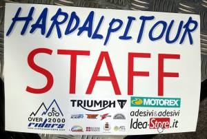 Hard Alpi Tour 2015 Staff