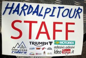 Hard Alpi Tour 2015 Staff